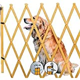 Baby Ib Style® Lin Xxl 62-230cm Treppengitter Absperrgitter Hundegitter Schutzgitter Einfach Zu Verwenden Hunde