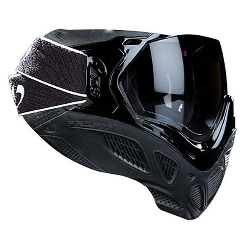Sly Paintball Maske Profit, Schwarz, 54463 (Thermal Maske Paintball Brille)