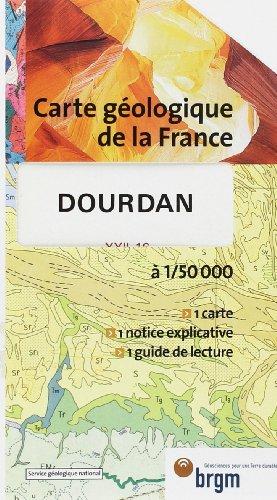 Carte géologique : Dourdan