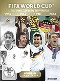 FIFA WORLD CUP 54 * 74 * 90 * 14 - Die offiziellen Filme der Turniere / Alle deutschen Finalsiege + Bonusfilm Match 64 (Highlights des WM-Finales 2014) [4 DVDs]