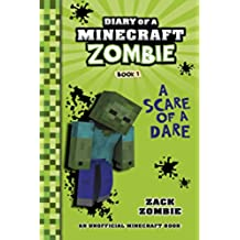 Minecraft Books: Diary of a Minecraft Zombie Book 1: A Scare of a Dare (An Unofficial Minecraft Book) (English Edition)