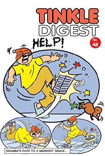 Tinkle Digest  48 (English Edition)