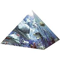 Ravensburger 12478 - Puzzle 3D a piramide, Lo spirito marino,