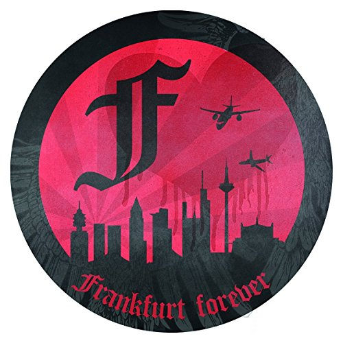 Eintracht Frankfurt Aufkleber Sticker Autoaufkleber Logo