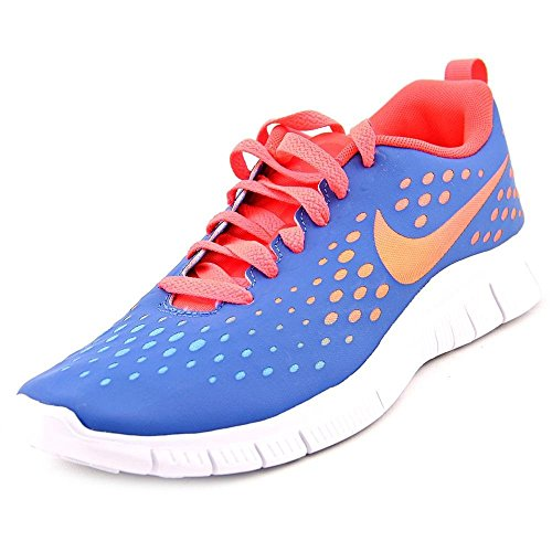 Nike Free Express, Chaussons Sneaker Mixte Enfant Try blue/White/Crimson