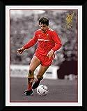 Gb Eye Ltd Liverpool FC Legends Dalgliesh Framed Photograph, 30 x 40 cm