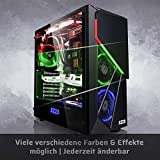 Megaport High End Gaming-PC Intel Core i7-7700K • Nvidia GeForce GTX1080 8GB • 250GB SSD Samsung • 16GB DDR4 • Windows 10 • 1TB • WLAN gamer pc computer desktop pc gaming computer rechner - 2