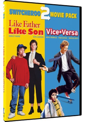 Switcheroo two Pack: Like Father Like Son/Vice Versa by Dudley Moore