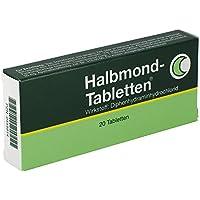 Halbmond Tabletten, 20 St. preisvergleich bei billige-tabletten.eu