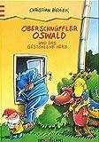 Oberschnüffler Oswald und das gestohlene Herz (Känguru - Krimi-Abenteuer) - Christian Bieniek