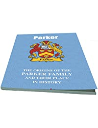 Parker Family History Book