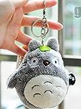 Channeltoys - 1pcs Plüsch Schlüsseltür - Mein Nachbar Totoro - 10 cm - Neun