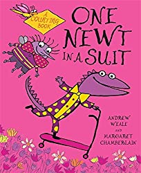 One Newt in a Suit by Andrew Weale (2011-04-07)