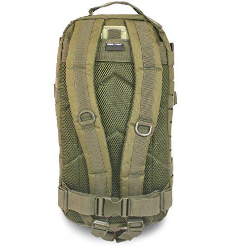 Rucksack US Assault Pack Laser Cut OLIV