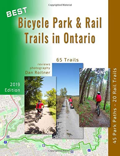 Best Bicycle Park & Rail Trails in Ontario: 65 Off Road, Car Free Bike Trails Reviewed