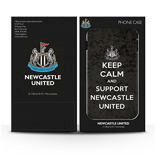 Officiel Newcastle United FC Coque / Clipser Brillant Etui pour Apple iPhone 6S / Pack 7pcs Design / NUFC Keep Calm Collection Soutien