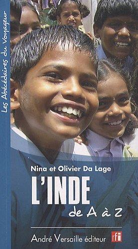 L'Inde de A à Z par Olivier Da Lage