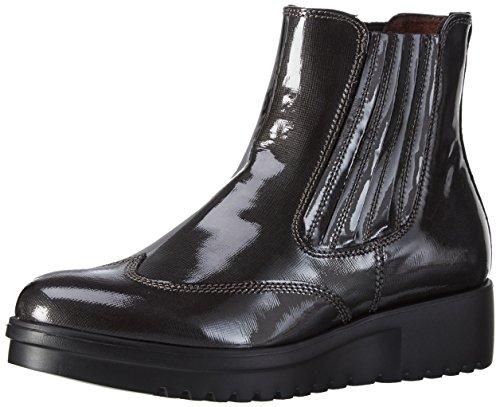 Marc O'Polo Damen 60712935101400 Mid Heel Chelsea Boots, Grau (Dark Grey 930), 40 EU