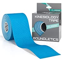 Boundletics Kinesiologie Tape Classic - Physiotape/Kinesiotape 5cm + Anleitung preisvergleich bei billige-tabletten.eu