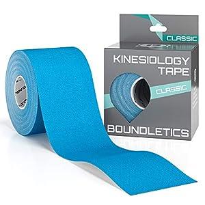 Boundletics Kinesiologie Tape Classic – Physiotape/Kinesiotape 5cm + Anleitung