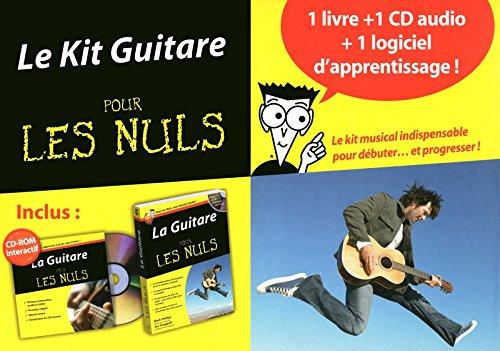 Le Kit Guitare pour les nuls (CD Inclus)