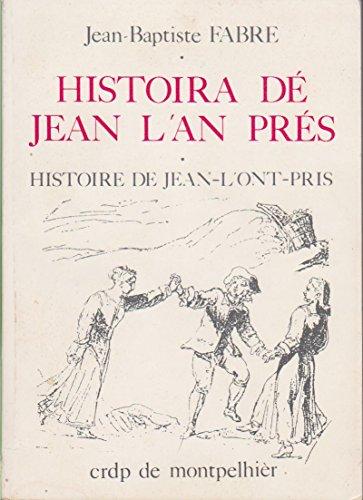 Histoira d Jean l'an prs : Tirda das archvas de Soulrgus