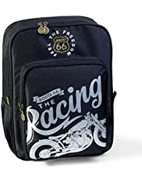 mochila escolar ROUTE-66