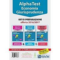 Alpha Test. Economia. Kit di preparazione. Con
