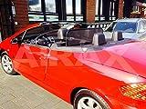 AIRAX Windschott für Peugeot 307 CC mit Schnellverschluss