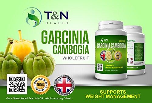 Garcinia Cambogia Fettverbrennung Pillen