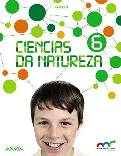 Ciencias da natureza 6 (aprender é crecer en conexión)