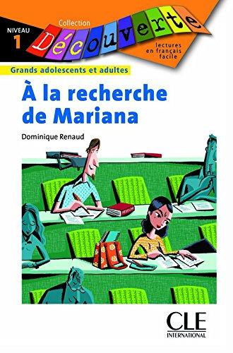 A la recherche de Mariana - Niveau 1 - Lecture Dcouverte - Livre