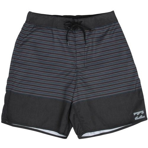 Billabong Herren Boardshorts Trilogy Black Heather