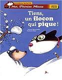 """Afficher """"Moi, Thérèse Miaou n° 3 Tiens, un flocon qui pique !"""""""