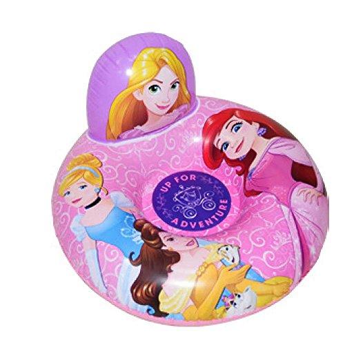GUIZMAX Aufblasbarer Sessel Disney Prinzessin