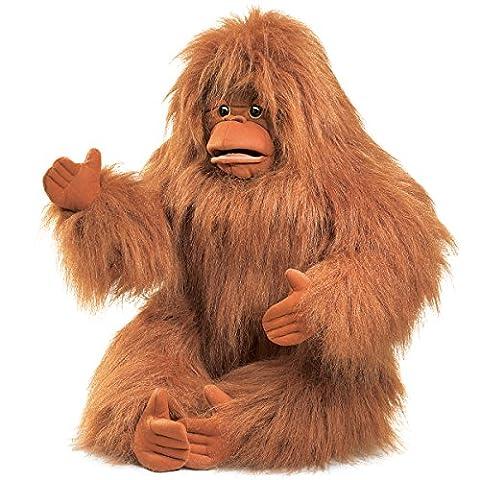Folkmanis Puppets - 2270 - Marionnette et Théâtre - Orangutan