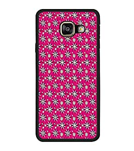 Fiobs Designer Back Case Cover for Samsung Galaxy A5 (6) 2016 :: Samsung Galaxy A5 2016 Duos :: Samsung Galaxy A5 2016 A510F A510M A510Fd A5100 A510Y :: Samsung Galaxy A5 A510 2016 Edition (jaipur rajasthan african america cross pattern)