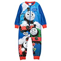 Boys Fleece Character Onesie Pyjamas Childrens All In One Pj