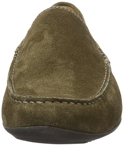 Sioux Herren Gion-XL Mokassin Grau (Alpaca)