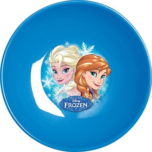 Ciao 33930-Plato hondo Frozen, Azul