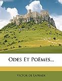 Telecharger Livres Odes Et Poemes (PDF,EPUB,MOBI) gratuits en Francaise