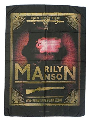 Marilyn Manson Merchandise ufficiale prodotto tessile bandiera/poster-Taro