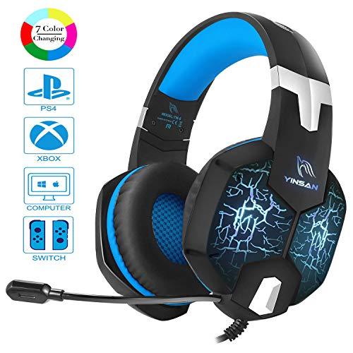 Auriculares Gaming para PS4