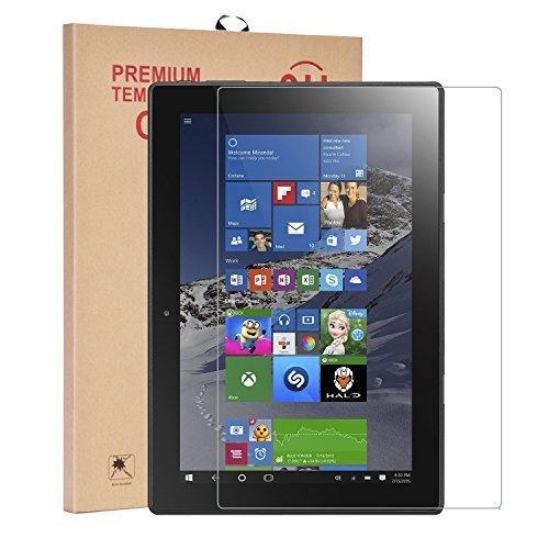 RBEIK Lenovo MIIX 310Displayschutzfolie aus Glas–gehärtetes Premium-Glas, 9H Härte, Displayschutzfolie für Lenovo IdeaPad Miix31025,7cm (10,1 Zoll) Touchscreen-Tablet/Laptop