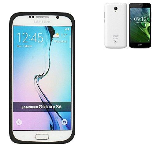 silikonbumper-bumper-aus-tpu-fur-acer-liquid-zest-4g-schwarz-schutzrahmen-schutzring-fur-smartphone-