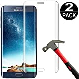 [2 Pack]Samsung Galaxy S6 Edge Plus Screen Protector