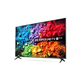 LG 55SK8000PLB 55-Inch Super UHD 4K HDR Premium Smart LED TV with Freeview Play - Brilliant Titan (2018 Model)