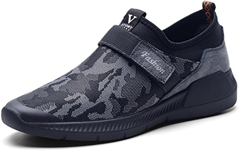 GNEDIAE Calzado Deportivo para Hombre Calzado Deportivo para Hombre Calzado Deportivo de Malla Transpirable Calzado