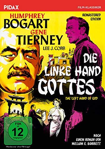 Die linke Hand Gottes (The Left Hand of God) / Fernöstliches Missions-Abenteuer mit Kultstar Humphrey Bogart (Pidax Film-Klassiker)