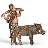 SCHLEICH 70443 Umitok Spielfigur Figur Bayala Wildschwein Warzenschwein Schwein Krieger NEU